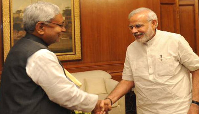 Bihar chief minister meets PM as flood situation in state worsens
