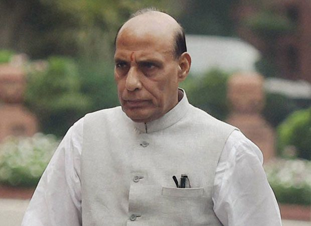 Pakistanis protest as Rajnath reaches Islamabad for SAARC meet