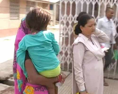 Minor Dalit girl raped by neighbour in Mahoba