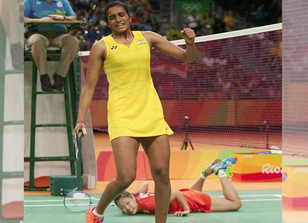 PV Sindhu beats Nozomi, assures silver, targets gold in final