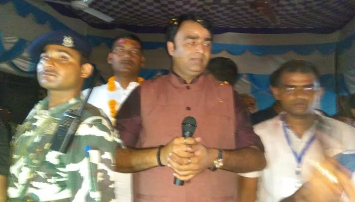 Azam will be jailed if BJP comes to power: Sangeet Som