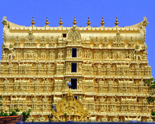 A large number of gold pots are missing from Kerala temple