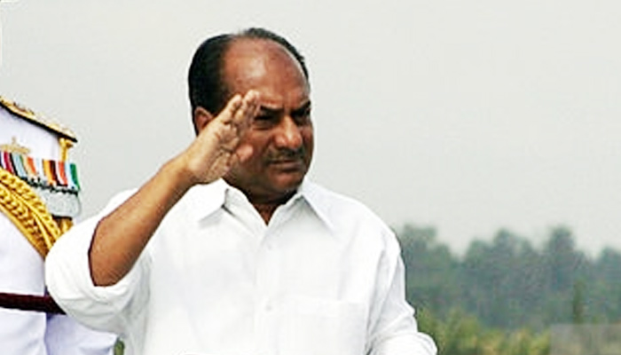 A K Antony: First opposition leader to support Modi government