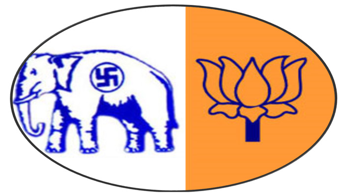 Another shocker to BSP chief Mayawati, four more MLAs join BJP