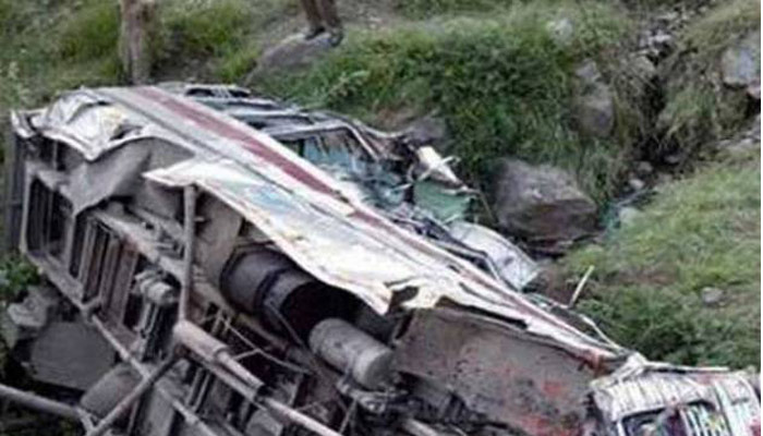 Over Forty feared dead in a bus accident in Madhubani district in Bihar