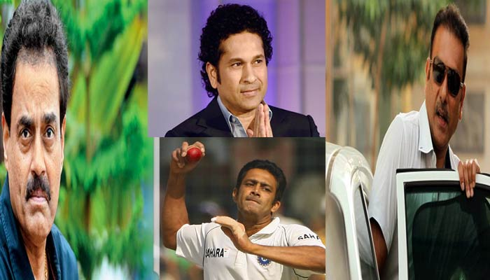 Galaxy of former skippers including Sachin to be seen at Green Park