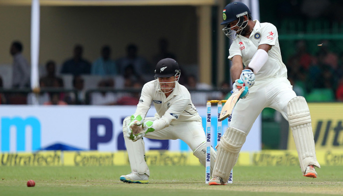 IND vs NZ, Kanpur Test: India scores 108/1 at lunch