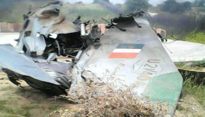 Another MiG jet of Indian Air Force crashes in Rajasthan