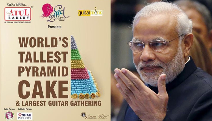 India to enter Guinness World Records on PM Modi's birthday