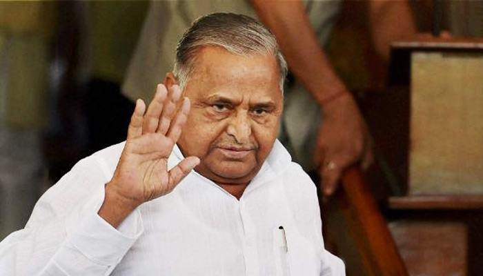 Please all move by Mulayam to keep the family united