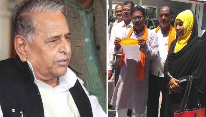 Complaint registered against Mulayam for Ayodhya killings statement