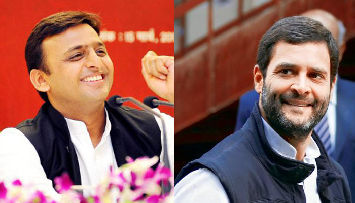 SP-Congress alliance looks possibility after Mulayam winks first