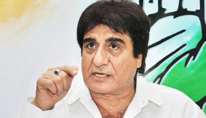 SP and BSP treated the state like ATM: UPCC President Raj Babbar