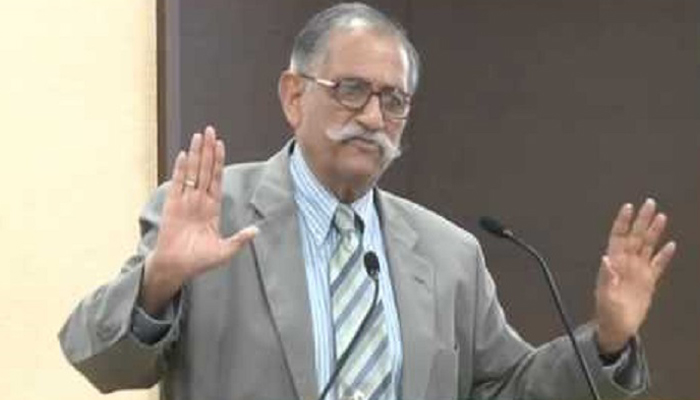 Surgical strikes slap on Pakistans face: Ex Army Chief