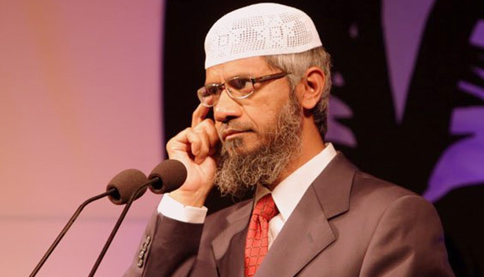 Action on me means action on Indian Muslims, warns Zakir Naik