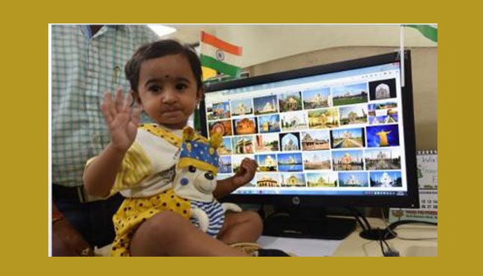 Unbelievable story of an eighteen months old Maharashtra girl