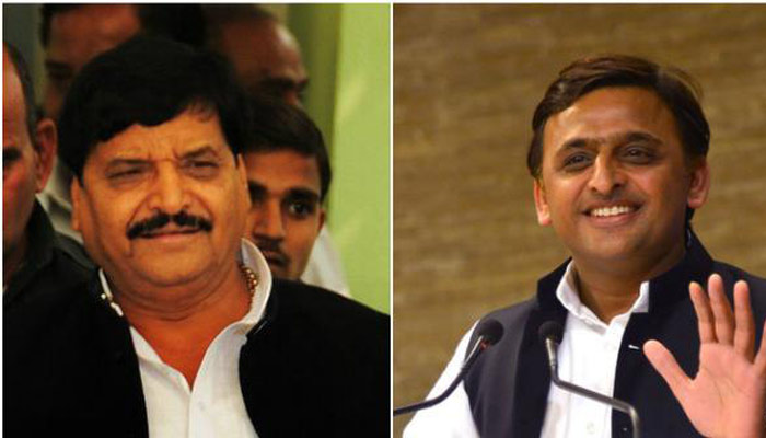 Akhilesh does what his father wanted him to do to defuse crisis