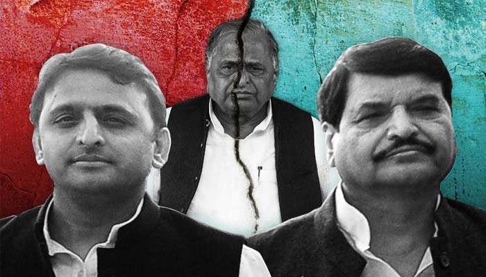 UP political scenario remains fluid, Yadav clan to sit together