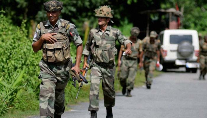 Indian Army guns down six militants in Assam, one soldier injured