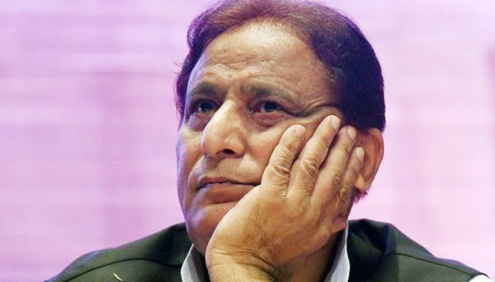 My opponents are like dogs who keep barking, I ignore: Azam Khan