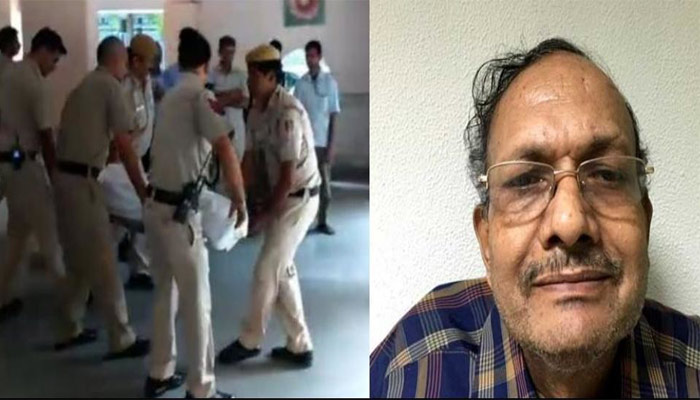 Former Corporate Affairs DG, B K Bansal and his son commit suicide