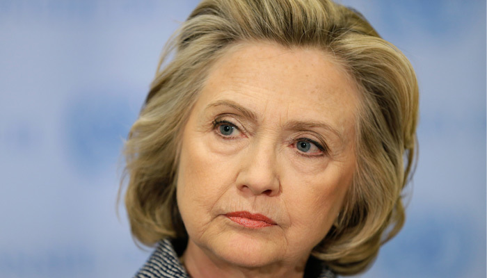 Hillary Clinton cancels her California visit on medical advice