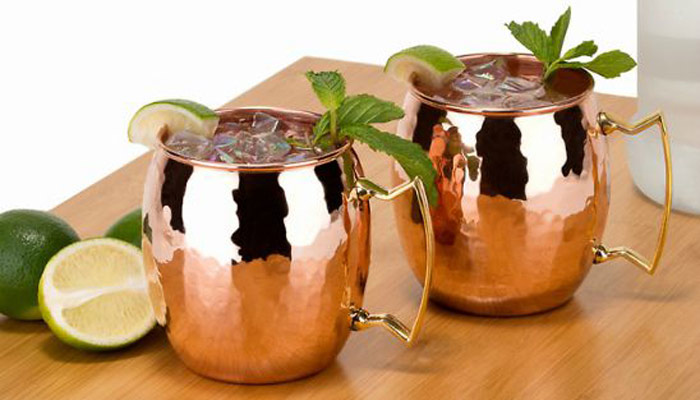 Drinking water in copper vessels will make you disease free
