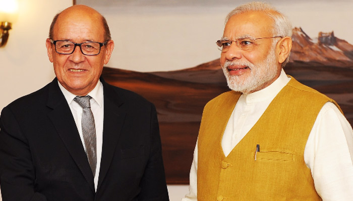 France says it stands by India in fight to eradicate terrorism