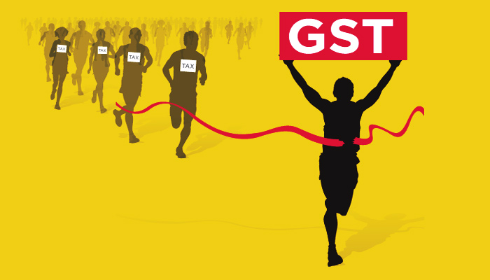 Centre to undergo trying times to implement GST from April next