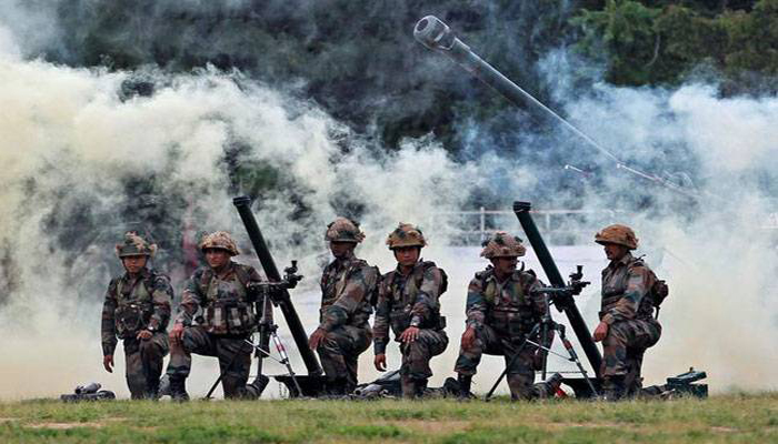 How surgical strike of PoK was beamed live for a few?