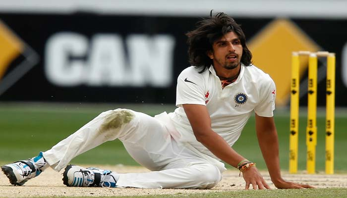 Ishant Sharma ruled out of Kanpur Test, suffers chikungunya
