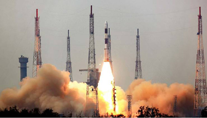 Toughest mission of ISRO, launches 8 satellites from PSLV-C35