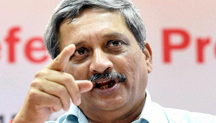 Something went wrong from our side, admits Manohar Parrikar