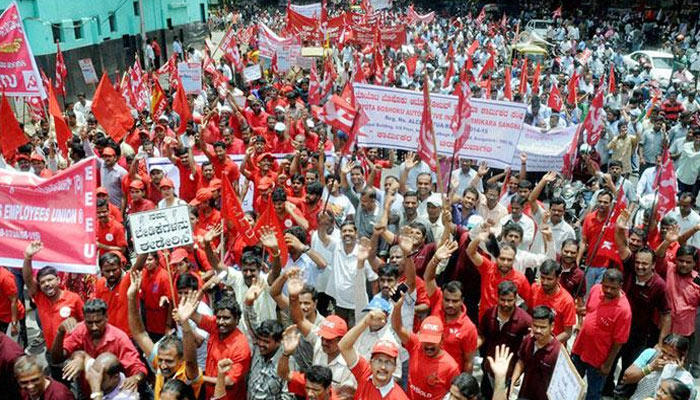 Bharat Bandh: staffers of 6 public sector banks to join CTU strike