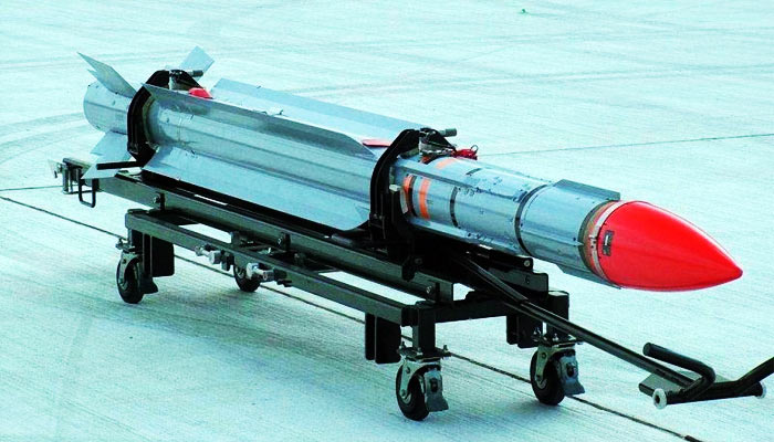 Indian Air Force successfully fires air-to-air MICA missile