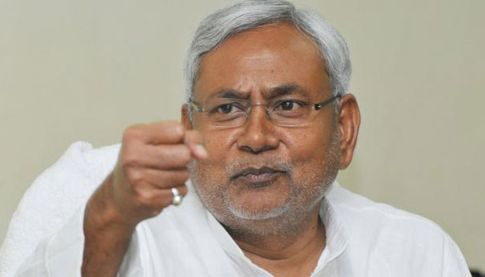 Crack is visible in grand alliance formed by three parties in Bihar