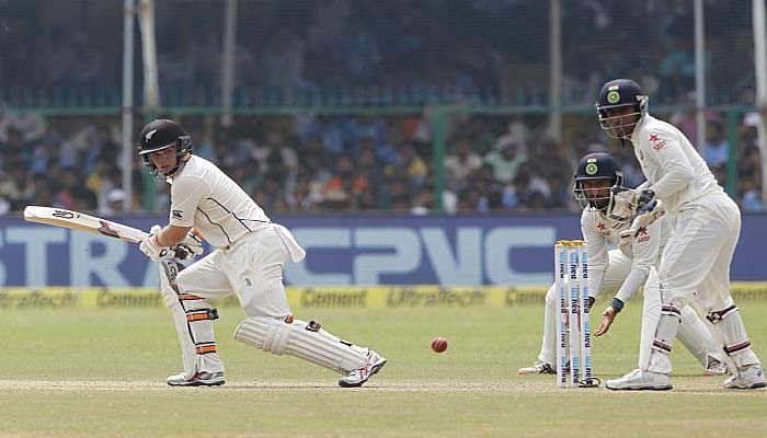 Kanpur Test: NZ scores 152 runs before rain forces early stumps