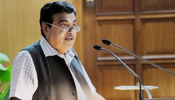 Nitin Gadkari seeks to shrug off 'Acche Din' tag from the BJP
