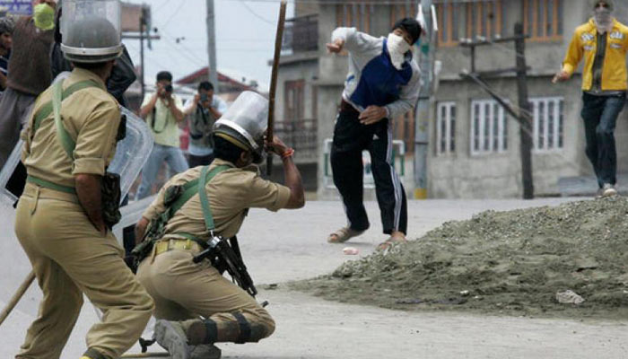 PAVA shells despatched to Kashmir to be used in place of pellet guns