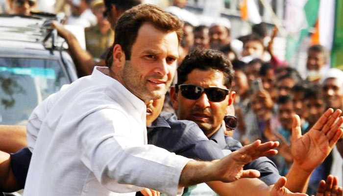 Congress VP Rahul Gandhi to embark upon road show in Lucknow