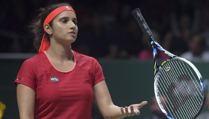 US Open: Sania Mirza ousted from mixed doubles