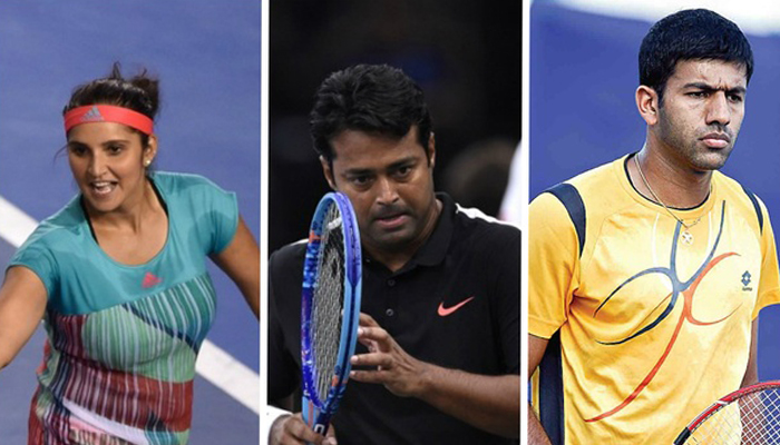 US Open: Sania Mirza wins, Paes, Boppana crash out in men's doubles