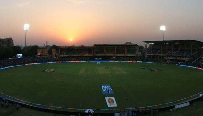 The Green Park diary of records before Ind-NZ clash