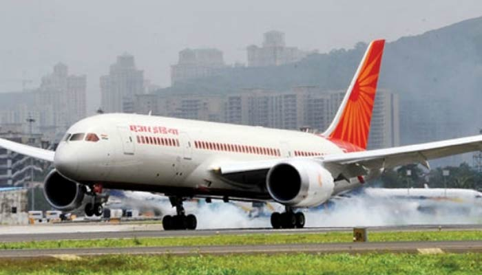 AI aircraft carrying 128 passengers suffers tyre-burst while landing