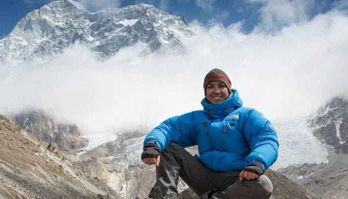 UP lad makes the state proud, scales sixth highest peak in the world