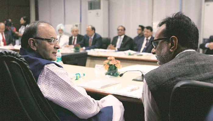 GST Meet: Centre proposes 4 tax slabs, an additional cess on sin goods