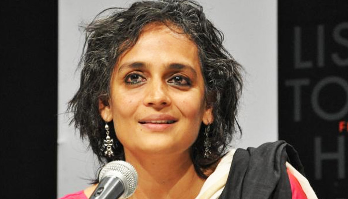 Arundhati Roy to release another piece of fiction after 20 years