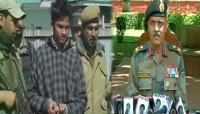 Two JeM terrorists arrested with AK-47 in Baramulla district