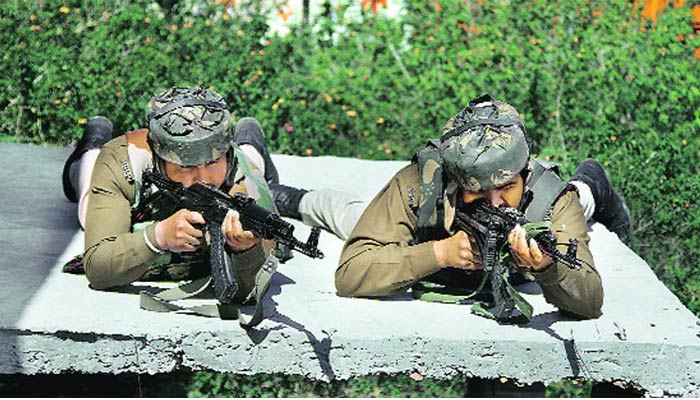 No infiltration, terrorist were present inside the country: IG BSF