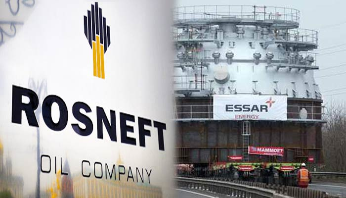 Russian oil giant Rosneft and partners acquire Indian Essar Oil